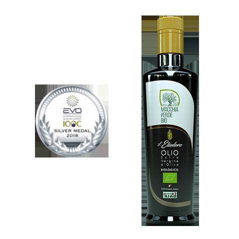 olio di oliva extravergine bio l'eliodoro