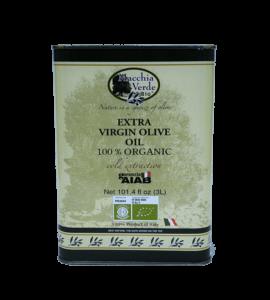 olio di oliva classic, tanica da tre litri