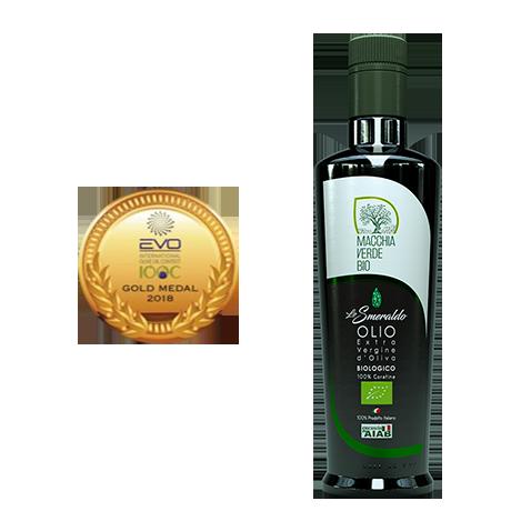 olio di oliva extravergine bio lo smeraldo