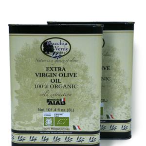 olio d'oliva ricco di polifenoli