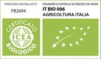 olio d'oliva extravergine da agricoltura biologica