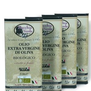bio olivenöl aus Italien 5 liter kanister frisch gepresst 2019/2020 mit hohem polyphenol-gehalt