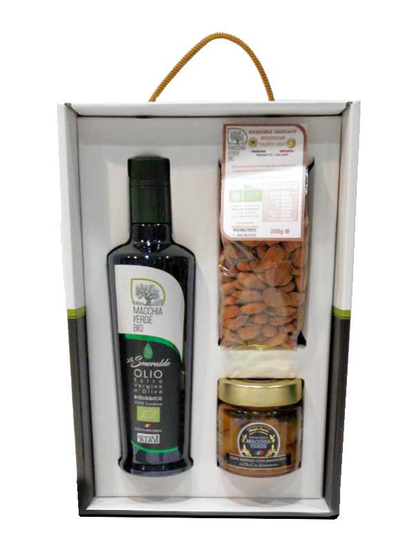 olivenöl geschenkbox premium