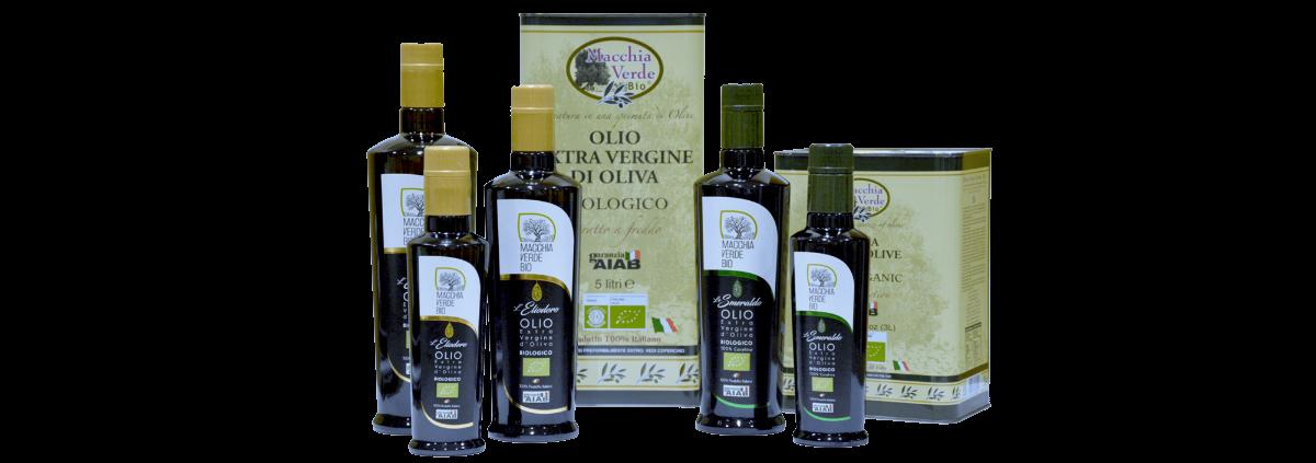 olio di oliva extravergine bio shop